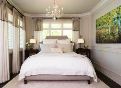 Warm Bedroom Interior Earthy Small Bedroom Ideas